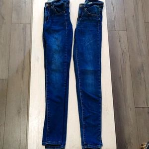 Garage High Waisted Skinny Jeans (3 pairs)